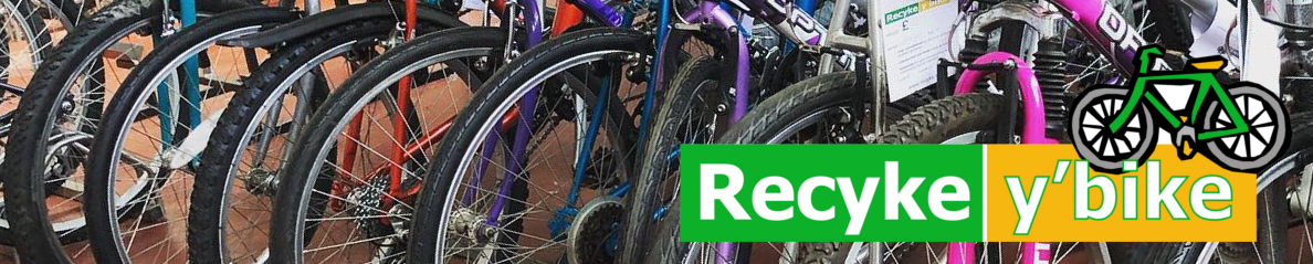 Recyke Y Bike Refurbished Bikes Bike Servicing And Training